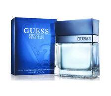 Guess Seductive Homme Blue 3.4 oz / 100 ML Eau De Toilette For Men*Sealed*