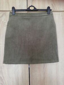 Ladies Green Skirt Size 10 Brand New With Tags