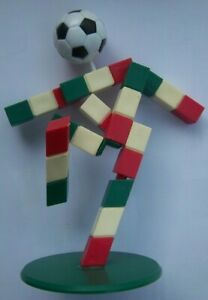Orig.mascot   World Cup ITALY 1990  -  CIAO  //  to assemble !!!  EXTREM RARE
