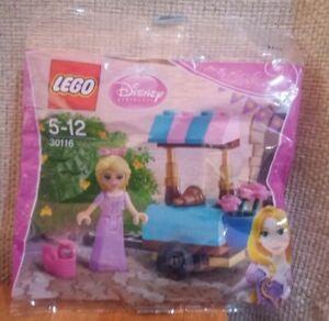Lego Disney Princess Rapunzel Market Visit 30116