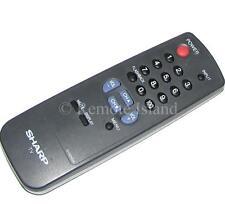 Sharp G1324SA TV Remote Control 13J-M100 19K 20L 25M-S100 27N-S50 32U-S60 CJ27S1