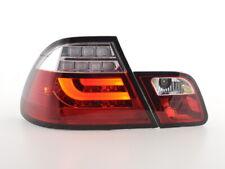 Rückleuchten LED BMW 3er E46 Coupe Bj. 03-07 rot/klar
