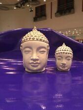 BNIB Scentsy ceramic Bali Buddha mini warmer plug and lights up wax melts