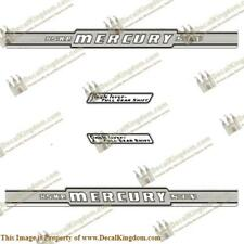 Mercury 1963 85HP Outboard Engine Decals