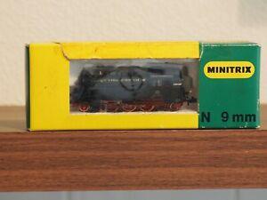 Minitrix N Gauge 2-6-2 Steam Loco