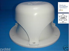 RV Sewer Vent Cap Plastic,  Roof Vent Cap for Motorhome, Trailer, Capers.