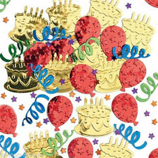 Less than 10 Custom Birthday, Adult Party Confetti