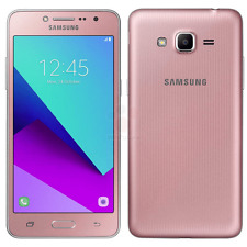Tout Nouveau Samsung Galaxy Grand Prime Plus Rose or 8GB 4G LTE Double Sim
