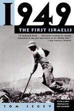 1949 : The First Israelis by Tom Segev