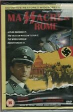 Massacre In Rome (DVD, 2010) BRAND NEW SEALED