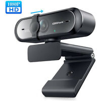 Campark Webcam Microphone 1080P Autofocus USB Computer Web Camera Video Calling
