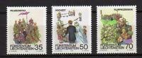 A7693) Liechtenstein 1983 Scott # 756/58 MNH Folk 3v