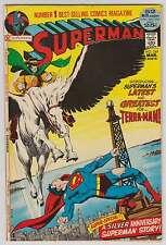 L3891: Superman #249, Vol 1, F-VF Condition