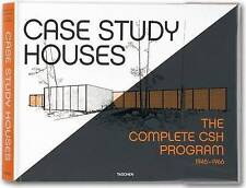 Case Study Houses: The Complete CSH Program 1945-1966 by Elizabeth A.T. Smith (Hardback, 2009)