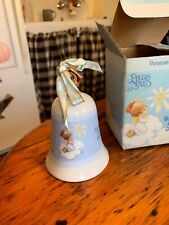2000 giftco precious moments blessings from above porcelain bell V44