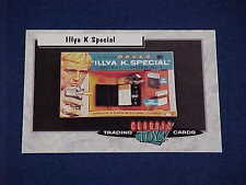 CLASSIC TOYS TRADING CARDS MAN FROM UNCLE ILLYA K. SPECIAL SECRET  LIGHTER GUN