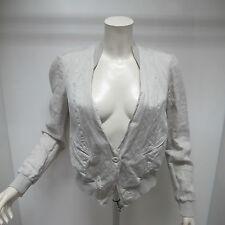 EUROPEAN CULTURE giacca donna art.55Q0 col.GRIGIO CHIARO tg.XL estate 2015