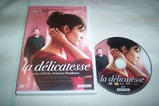 DVD LA DELICATESSE avec audrey toutou & françois damiens