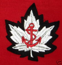 Blazer Crest:  Royal Canadian Navy Chief Petty Officer