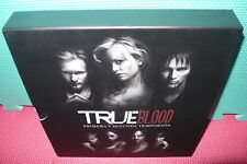 TRUE BLOOD - 1 Y 2 TEMPORADA COMPLETAS - dvds