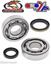Suzuki RMX250 RMX 250 95-98 All Balls Cuscinetto Albero Motore & Kit Guarnizioni