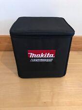 Makita 831373-8 Black Cube Borsa per utensili 10 in (ca. 25.40 cm)/225 mm