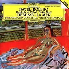 Symphonik CDs aus Frankreich vom Deutsche Grammophon's Musik