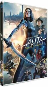 ALITA ; Battle Angel - DVD NEUF SOUS BLISTER