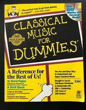 For Dummies: Classical Music for Dummies Set by David Pogue and Scott Speck...