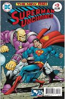 Superman Unchained (2013 DC) #3 Starlin Bronze Age Variant NM+ 1:50