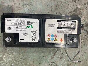 BMW X5 X6 DIESEL AGM DIESEL START STOP BATTERY 12V 105AH 950A 7633698