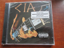 C.I.A. - Attitude CD- thrash nuclear assault- 2004 reissue of 1992 release
