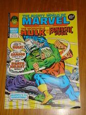 MIGHTY WORLD OF MARVEL #311 1978 SEPTEMBER 13 BRITISH