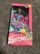 Western Fun Barbie