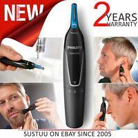 Philips Series 5000 Men's Hair Trimmer Grooming Kit│Nose-Ear-Eyebrow│NT5171/15