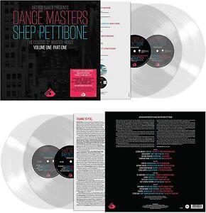 Arthur Baker Presents Dance Masters Shep Pettibone - Double 180G Clear Vinyl LP