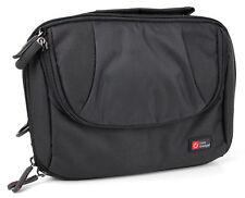 "Carry Bag/Case & Car Headrest Mount For Mustek DP77A 7"" Portable DVD Player"