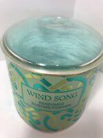 Vintage Windsong Perfumed Dusting Powder Sealed Unopened Prince Matchabelli FS