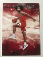 2019-20 Panini Origins Coby White Rookie Card #11