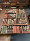 Authentic Belgian Tapestry Library/Book/Shelves (Bought In Ghent, Belgium)