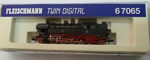 Fleischmann TWIN DIGITAL 6 7065 DB 65 018 65018 mit OVP