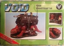 VOID  1.1 Viridian Behemoth Fire Support Assault Tank Complete IKore
