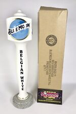 Blue Moon Belgian White Ale Logo Beer Tap Handle 11.5� Tall - Brand New In Box!