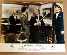 GÖTTER OHNE MASKE / TONIGHT WE SING * AUSHANGFOTO #23-Ger LC 1953 ANNE BANCROFT
