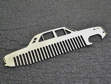 Hair comb - bottle opener GAZ 24 Soviet Souvenir custom Vintage car Gift Beard