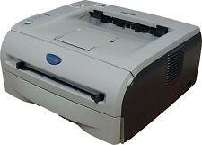Brother HL-2030 kompakter Laserdrucker sw gebraucht