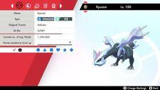 NEW ISLE OF ARMOR Pokemon Sword and Shield-✨Shiny ✨ 6IV Kyurem