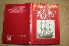 Buch Modellbau Dreimaster, Schiffbau Galiot von 1789, Holzschiffbau, DDR 1990