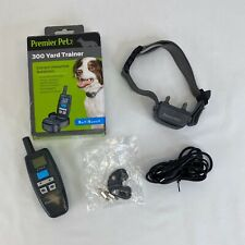 Premier Pet 300 Yard Remote Trainer Easy To Use Dog Training Collar