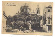 aachen-burtscheid , st.johann-baptist-pfarrkirche
